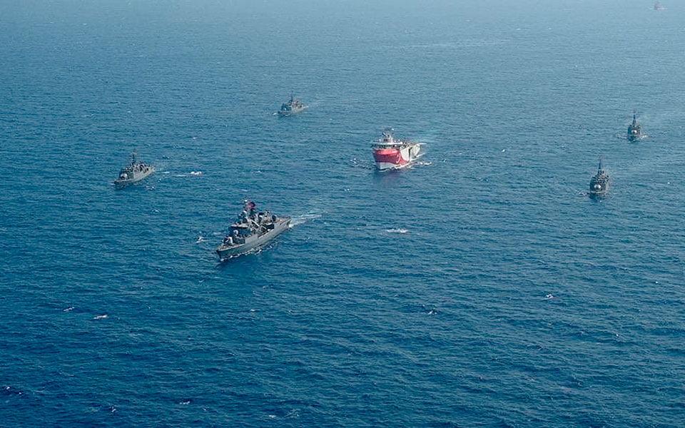 CNNTurk: Οι τέσσερις λόγοι που η Τουρκία έβγαλε ξανά το Oruc Reis στην Ανατολική Μεσόγειο