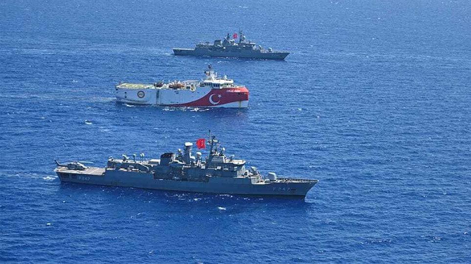Ελληνοτουρκικά: Μετά το Oruc Reis ο Ερντογάν ζητά και αποστρατιωτικοποίηση νησιών!