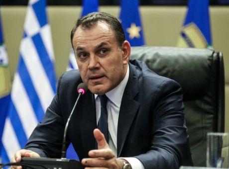 ΥΕΘΑ Παναγιωτόπουλος: Η αναβάθμιση του στόλου μαχητικών της ΠΑ συνεχίζεται
