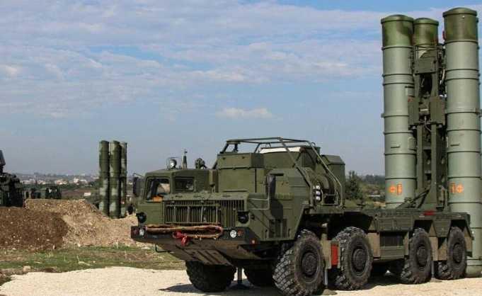 Εκτόξευση πυραύλου από την Τουρκία στο πεδίο δοκιμών των S-400