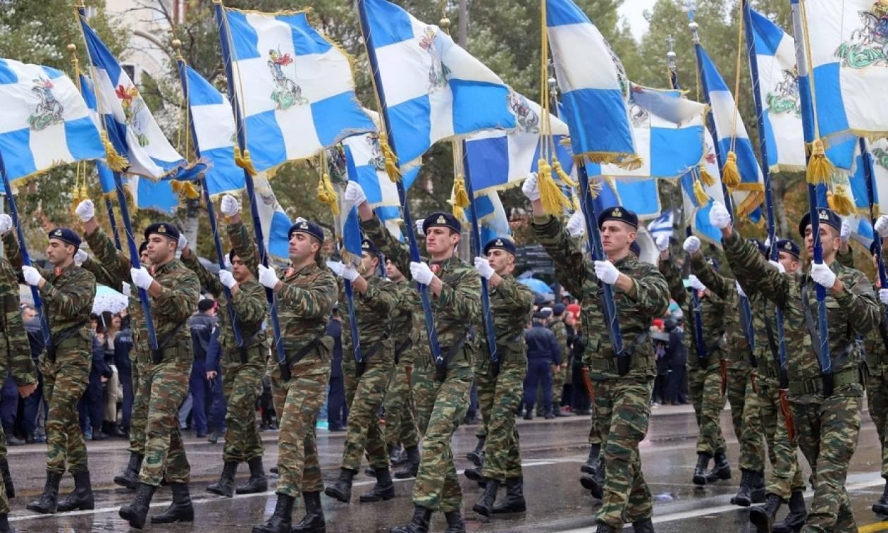 Παρέλαση: Μία πράξη Δημοκρατίας – Η σημαία σύμβολο της συλλογικής μας συνείδησης