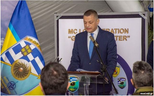 Άσσηρος Θεσσαλονίκης: Ολοκληρώθηκε η στρατιωτική άσκηση «Gordian Knot 2020»