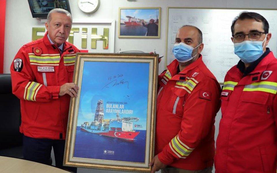 Απασφάλισε ο Ερντογάν και «βάλει» κατά Βρυξελλών