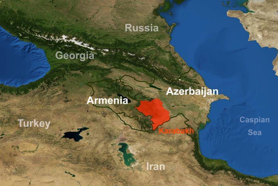 Γαλλία, Ρωσία και ΗΠΑ καταδικάζουν τις επιθέσεις στο Ναγκόρνο-Καραμπάχ -  Infognomon Politics