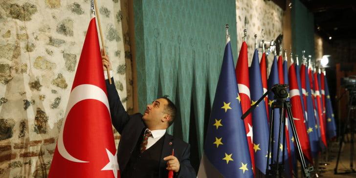 Η Τουρκία ήλθε, η ΕΕ είδε, και η λογική απήλθε