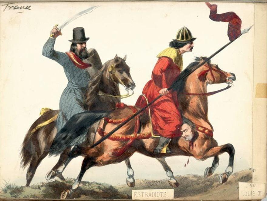 Κροκόδειλος Κλαδάς: Ο εκ Χιμάρας οπλαρχηγός-πρότυπο για τους επαναστάτες του 1821