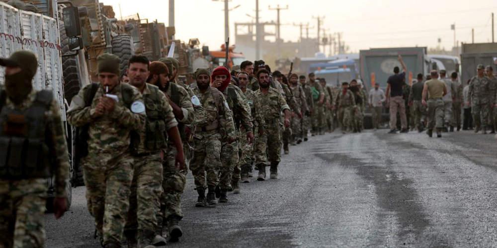 Παραστρατιωτικές Τουρκικές ομάδες στην Συρία βασανίζουν αμάχους