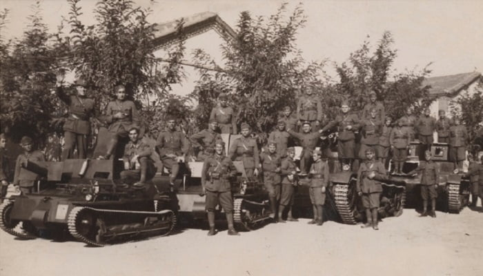 """Μια εξαιρετική μελέτη: """"Τα Τεθωρακισμένα στον Ελληνικό Στρατό (1920-1940)"""""""