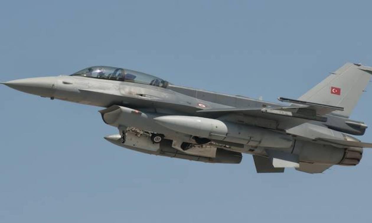 Τα τουρκικά F16 επιχειρούν εναντίον του άμαχου πληθυσμού