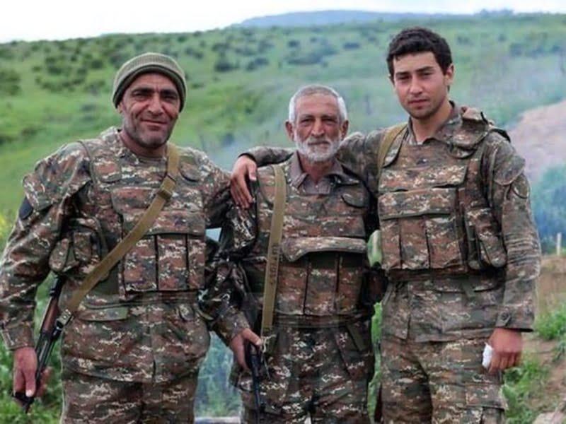 Τεράστιο γλέντι στήθηκε για την ηρωική νίκη των Αρμενίων στο Σουσί