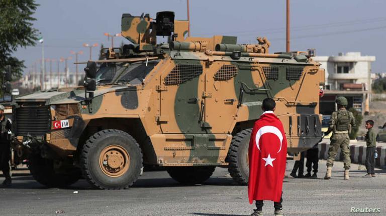 Οι ΗΠΑ ζητούν την αποχώρηση τουρκικών, ρωσικών και εμιρατιανών δυνάμεων από τη Λιβύη