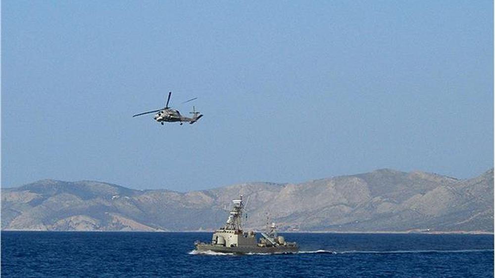 Ελληνική αντι-Navtex με αφορμή τη νέα παράνομη τουρκική Navtex ανάμεσα σε Ρόδο και Καστελλόριζο