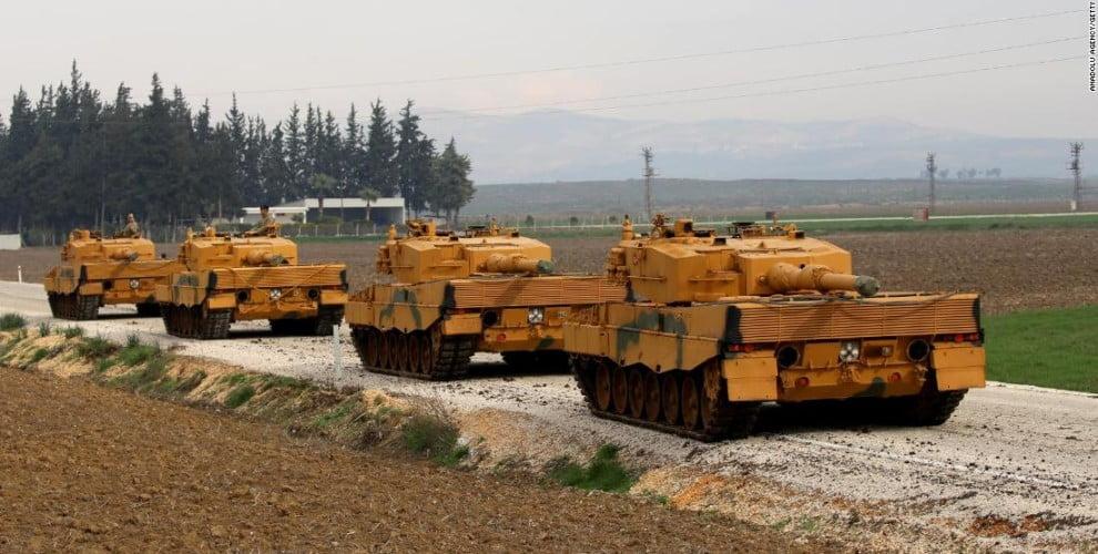 Πράσινοι και Αριστερά στη Γερμανία: Όχι άλλα όπλα στην Τουρκία