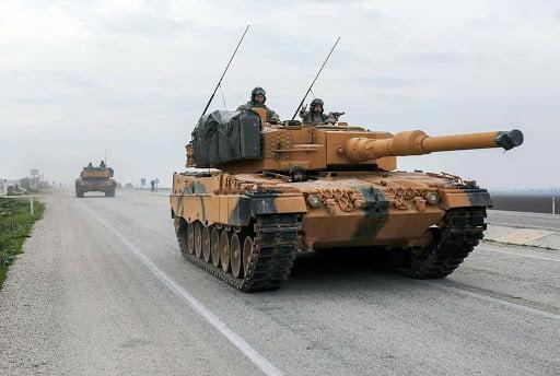 Κ. Φέδερστοουν για πώληση όπλων στην Τουρκία: «Δεν δίνεις στο μεθυσμένο ένα ακόμη ποτό»