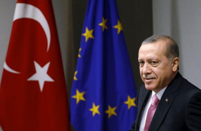 """Θρασύτατοι! """"Η Τουρκία αναμένει από την ΕΕ να αναγνωρίσει τα λάθη της"""""""