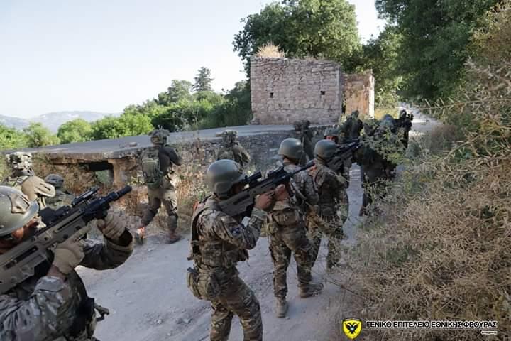 Προβληματισμό προκαλεί η κατάσταση στην Εθνική Φρουρά της Κύπρου