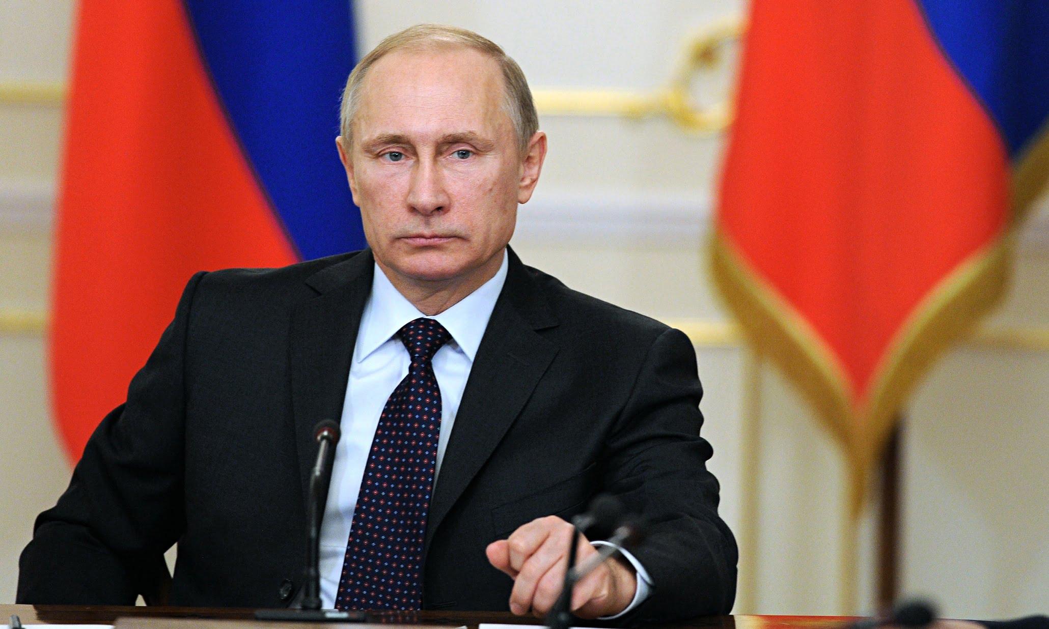 Ο Πούτιν πιστεύει ότι δεν υπάρχουν φίλοι στη διακρατική πολιτική