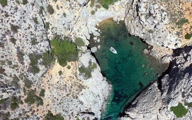 Κλεφτολίμανο: Το μέρος όπου κρύβονταν οι πειρατές για να γίνουν… αόρατοι