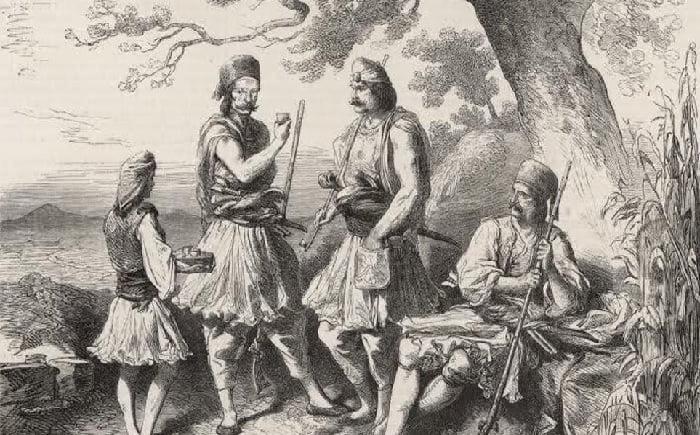 Το Κλέφτικο τραγούδι και το νεοελληνικό κράτος