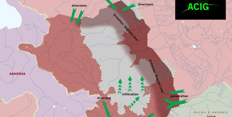 Τραγικά στρατιωτικά λάθη που οδήγησαν σε ήττα στο Ναγκόρνο Καραμπάχ… από τον Tom Cooper