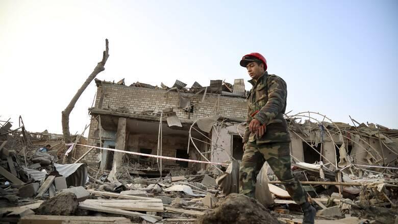 Ο ΟΗΕ 'καίει' την Τουρκία για το Ναγκόρνο-Καραμπάχ – Η έκθεση-'φωτιά' και η οργή από το Τουρκικό ΥΠ.ΕΞ