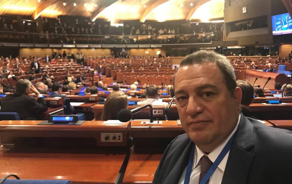 Την καταπίεση των Πομάκων από μηχανισμούς της Άγκυρας αναδεικνύει στην Ευρώπη ο Στυλιανίδης