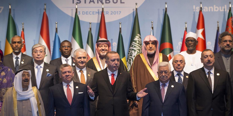 Stratfor : Οι κόντρες της Αγκυρας για την ηγεσία του Μουσουλμανικού Κόσμου