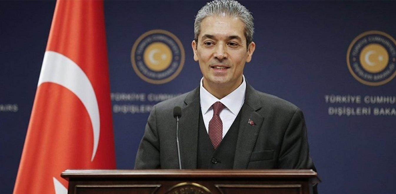 Ενόχληση τουρκικού υπουργείου Εξωτερικών για την επίσκεψη Πομπέο στο Οικουμενικό Πατριαρχείο
