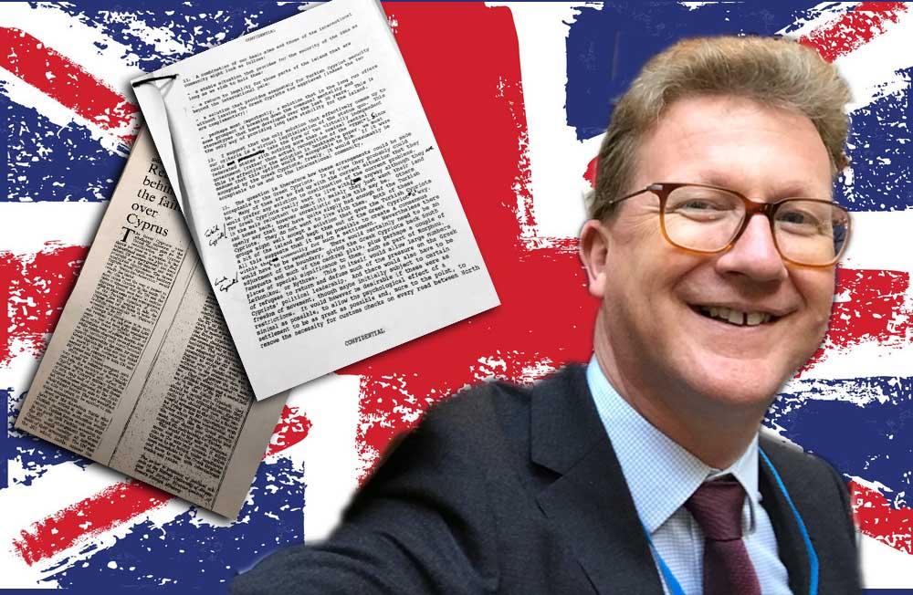 H πολιτική ισότητα κ. Stephen Lillie CMG ήταν βρετανική φόρμουλα από το 1956
