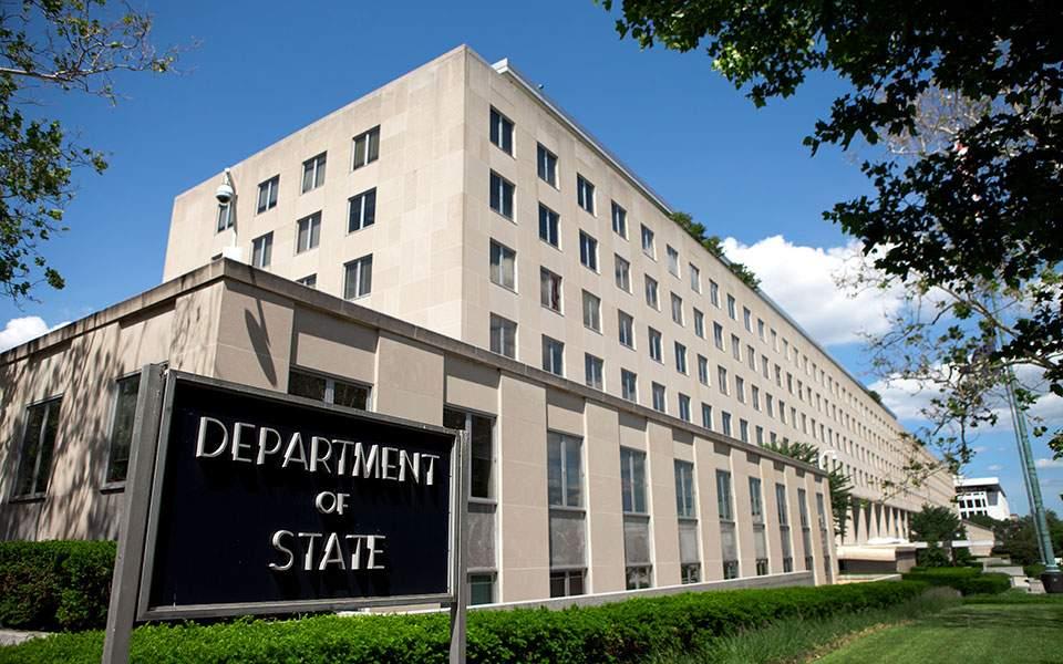 Στέιτ Ντιπάρτμεντ: Οι ΗΠΑ συνεχίζουν να κάνουν έκκληση για διάλογο και σεβασμό του Διεθνούς Δικαίου στην Αν. Μεσόγειο