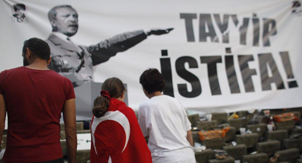 """Ερντογάν, εθνικοθρησκευτικός ρατσισμός και """"Ισλαμοφοβία"""""""