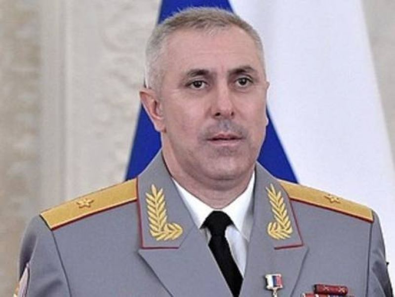 Rustam Muradov: O Διοικητής των Ρωσικών Ειρηνευτικών Δυνάμεων στο Αρτσάχ