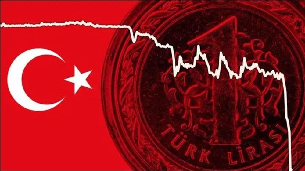 Στις φλόγες της οικονομικής κρίσης η Τουρκία
