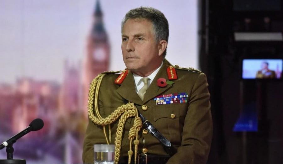 Αρχηγός βρετανικών Ενόπλων Δυνάμεων: Οι περιφερειακές εντάσεις ίσως οδηγήσουν στον Γ΄ Παγκόσμιο Πόλεμο