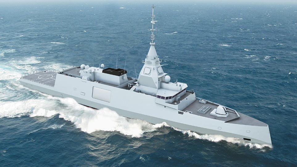 Η επιλογή φρεγατών για το Πολεμικό Ναυτικό