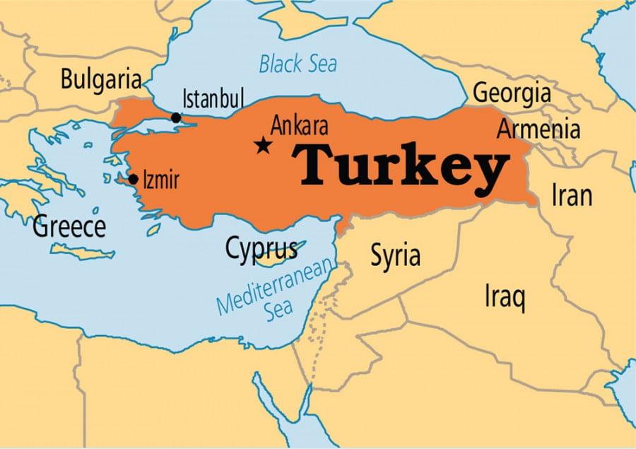 Ζακοντίνος (Στρατηγικός αναλυτής): Τουρκία, η επιτομή της αντίφασης