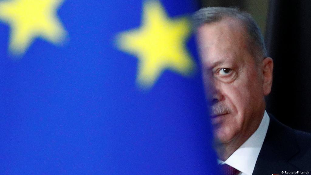 """Πως εξηγείται το """"άνοιγμα"""" Ερντογάν στην Ε.Ε.;"""