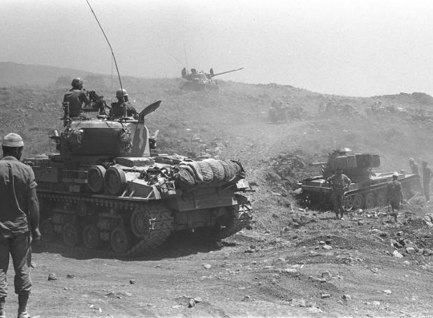 ΒΙΝΤΕΟ – Ο πόλεμος των έξι ημερών