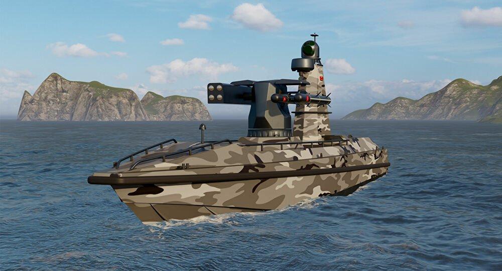 Βίντεο: Αρχίζει το τουρκικό πρόγραμμα για το πρώτο οπλισμένο μη επανδρωμένο θαλάσσιο σκάφος