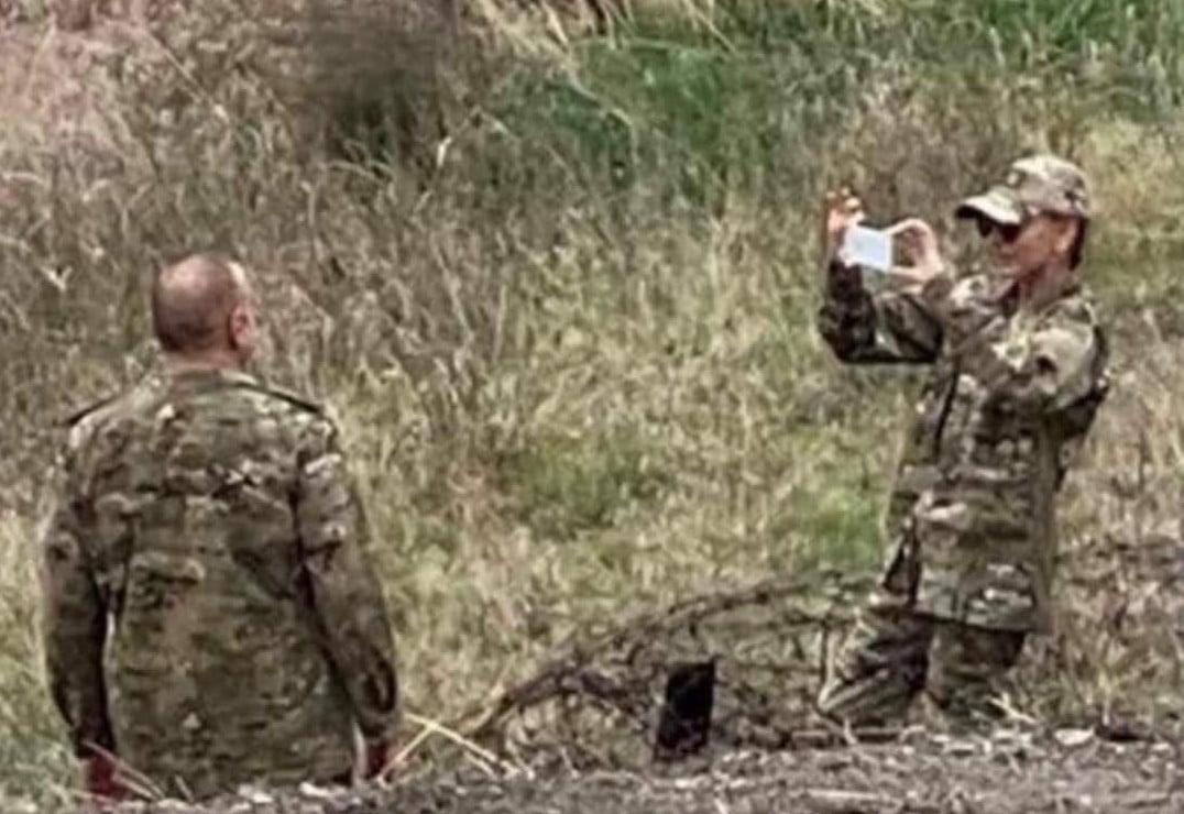 Στο στόχαστρο των Ιρανών sniper ο Αλίγεφ με τη σύζυγό του!