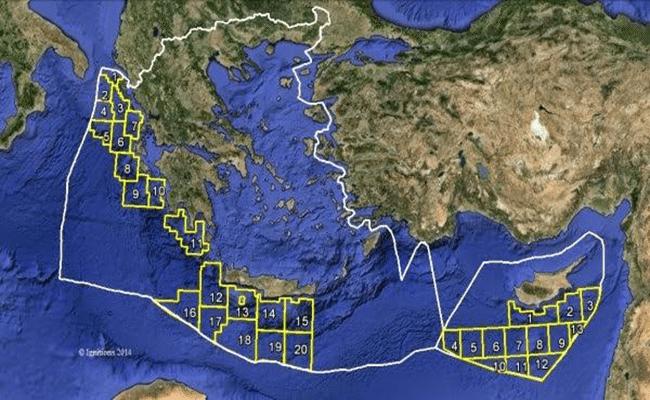 Για ποια υφαλοκρηπίδα/ΑΟΖ της Ελλάδας μας παραμυθιάζουν αφού κανείς δεν τις οριοθετεί και νομιμοποιεί!