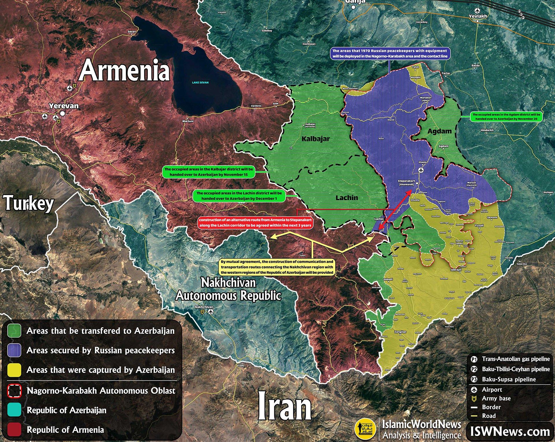 Γιατί ηττήθηκε η Αρμενία;