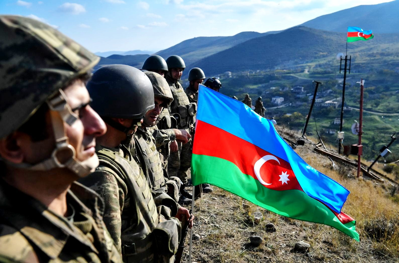 Ισραηλινές εταιρείες προσφέρονται να βοηθήσουν το Αζερμπαϊτζάν στην ανοικοδόμηση του Ναγκόρνο-Καραμπάχ