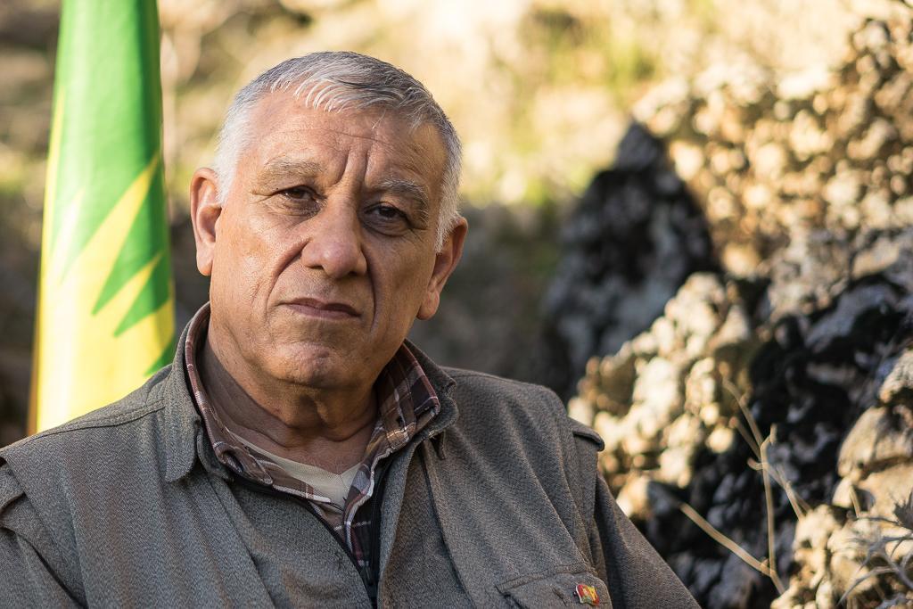 Τζεμίλ Μπαγίκ: Είναι αδύνατο να αποκλειστεί ο κουρδικός λαός από τον αγώνα για ελευθερία