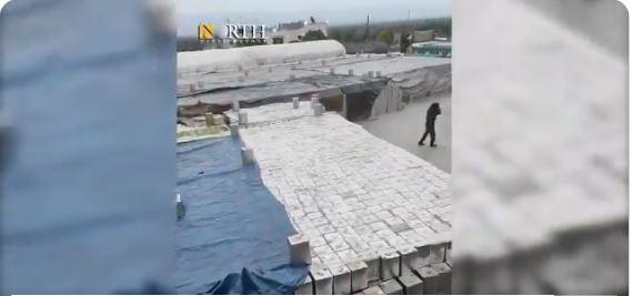 Οι Τούρκοι λεηλατούν το ελαιόλαδο του Αφρίν (βίντεο)