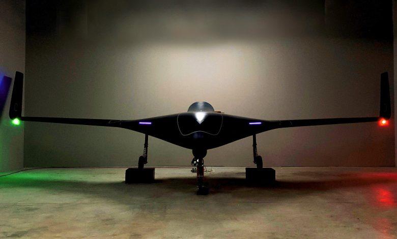"""Επιτέλους, η Ελλάδα παράγει το πρώτο υπερσύγχρονο και """"αόρατο"""" Μη Επανδρωμένο Αεροσκάφος της"""