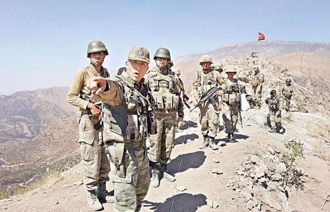 Δημοσιεύθηκαν τα ονόματα των Τούρκων στρατηγών που διοικούσαν τις Ένοπλες Δυνάμεις του Αζερμπαϊτζάν