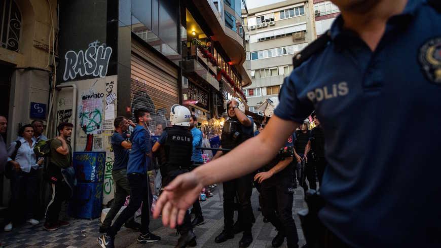 Άσκηση κρατικής τρομοκρατίας εναντίον των Κούρδων στην Τουρκία – Αθρόες συλλήψεις και φυλακίσεις