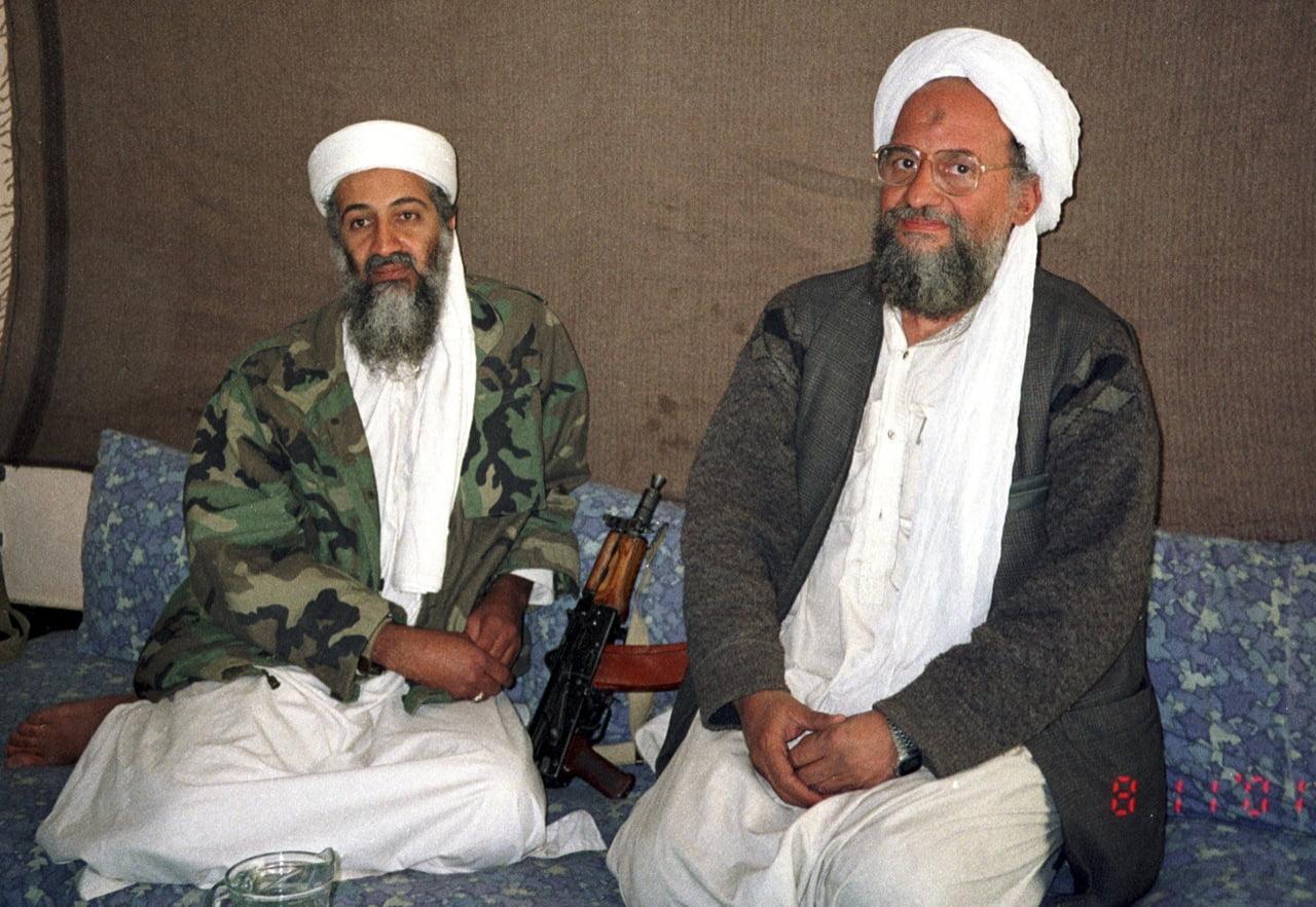 O θάνατος του Ayman Al-Zawahri και το μέλλον της Al-Qaida