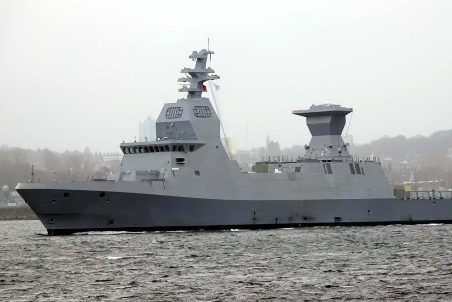 Κορβέτα Sa'ar 6: Η θαλάσσια ισχύς στο νέο αμυντικό δόγμα του Ισραήλ